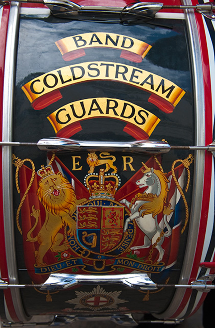 Band, ColdstreamGuards