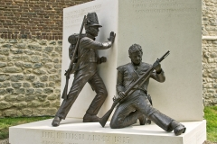 British monument, Hougoumont