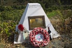 Troodos memorial